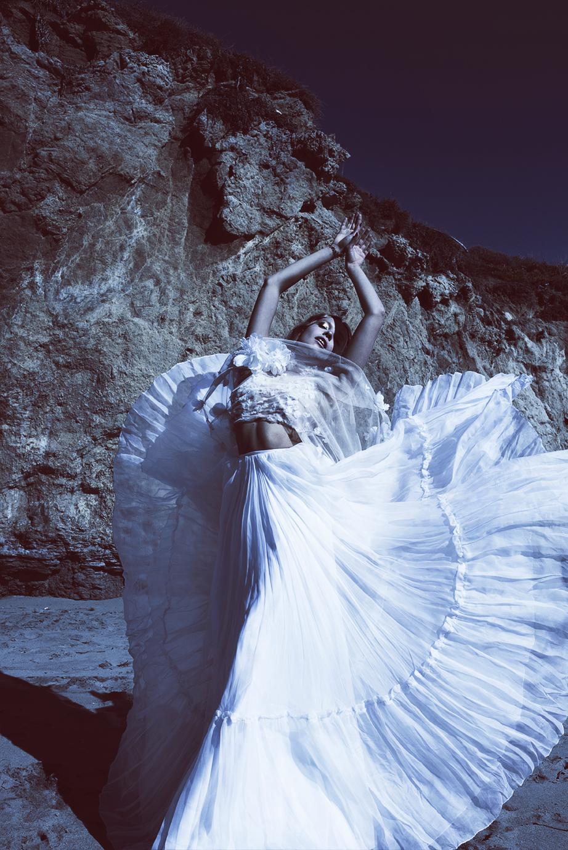 Skirt  Sareh Nouri / Shirt   Michelle Hebert