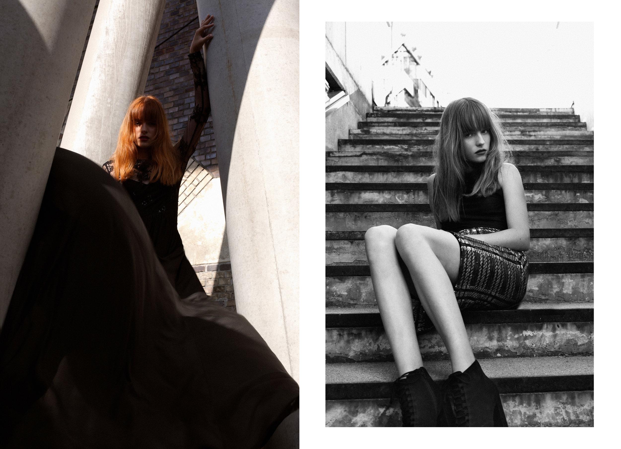 Dress: Elisa Malec