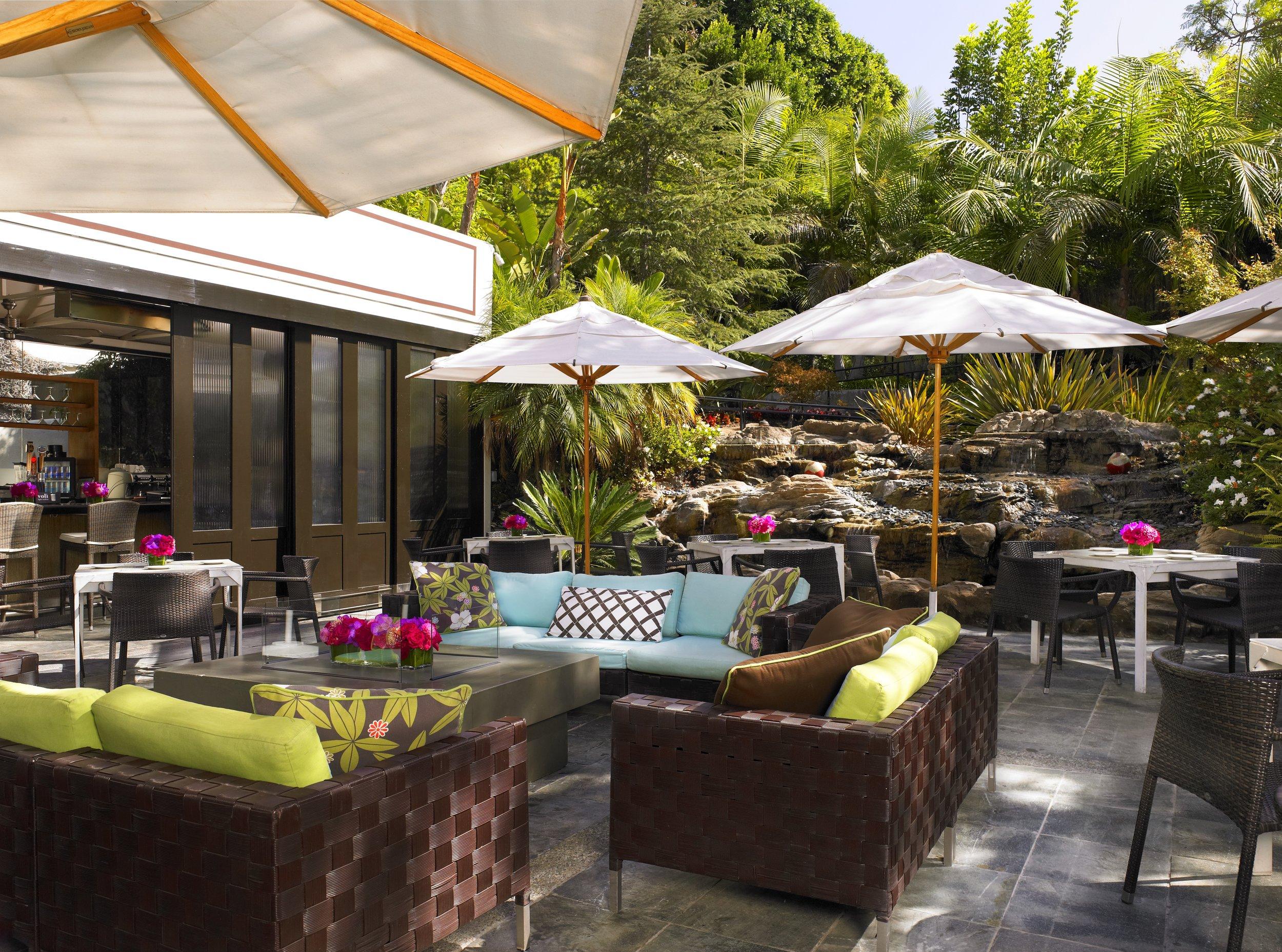 The Backyard Restaurant