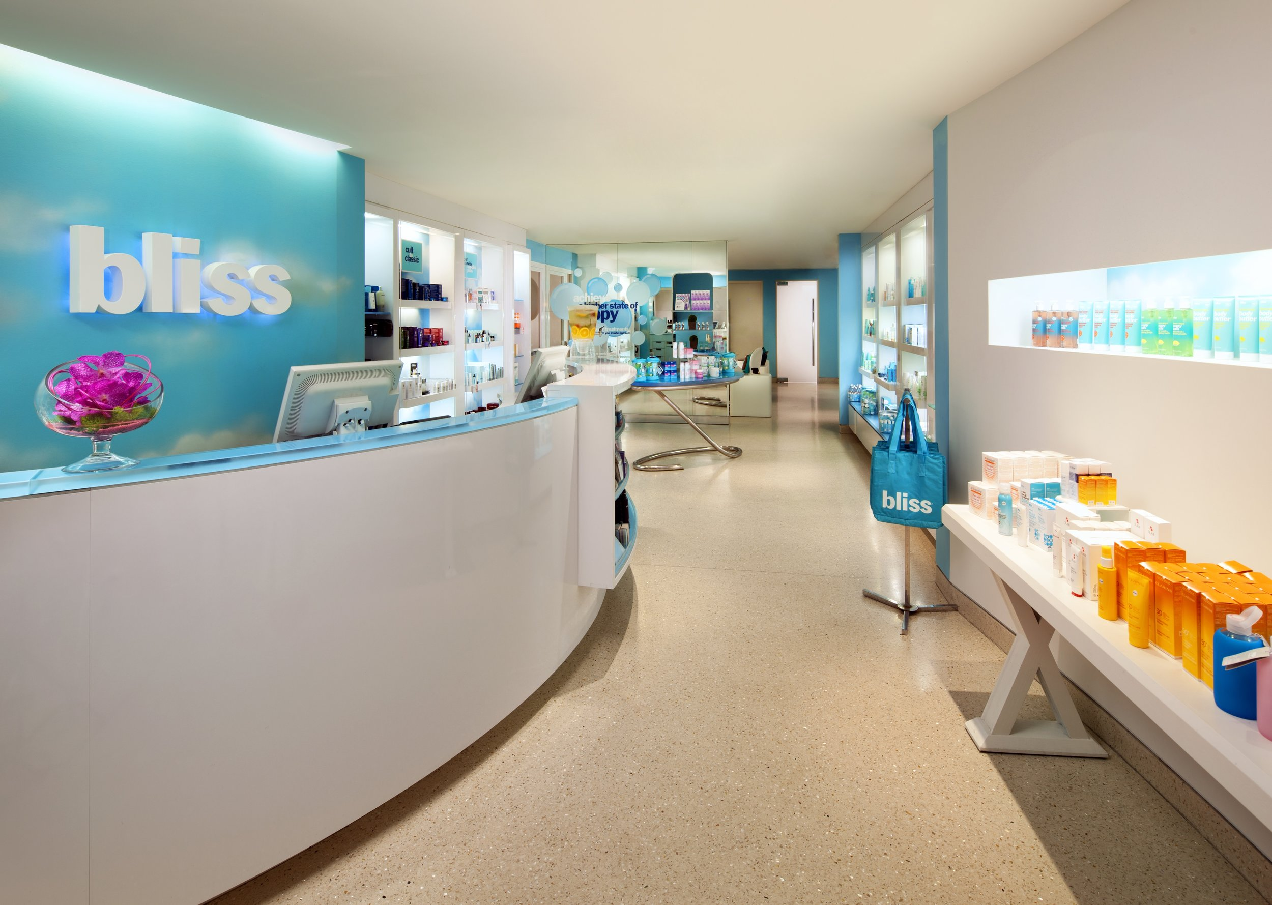 The Bliss Spa