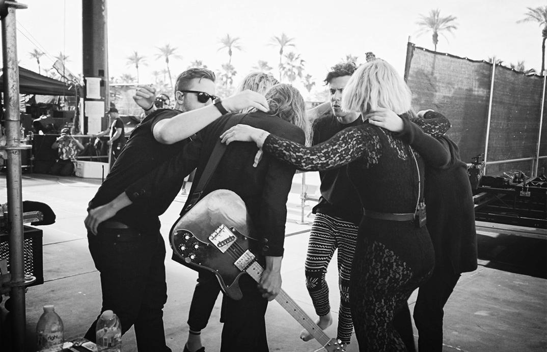Grouplove - Coachella