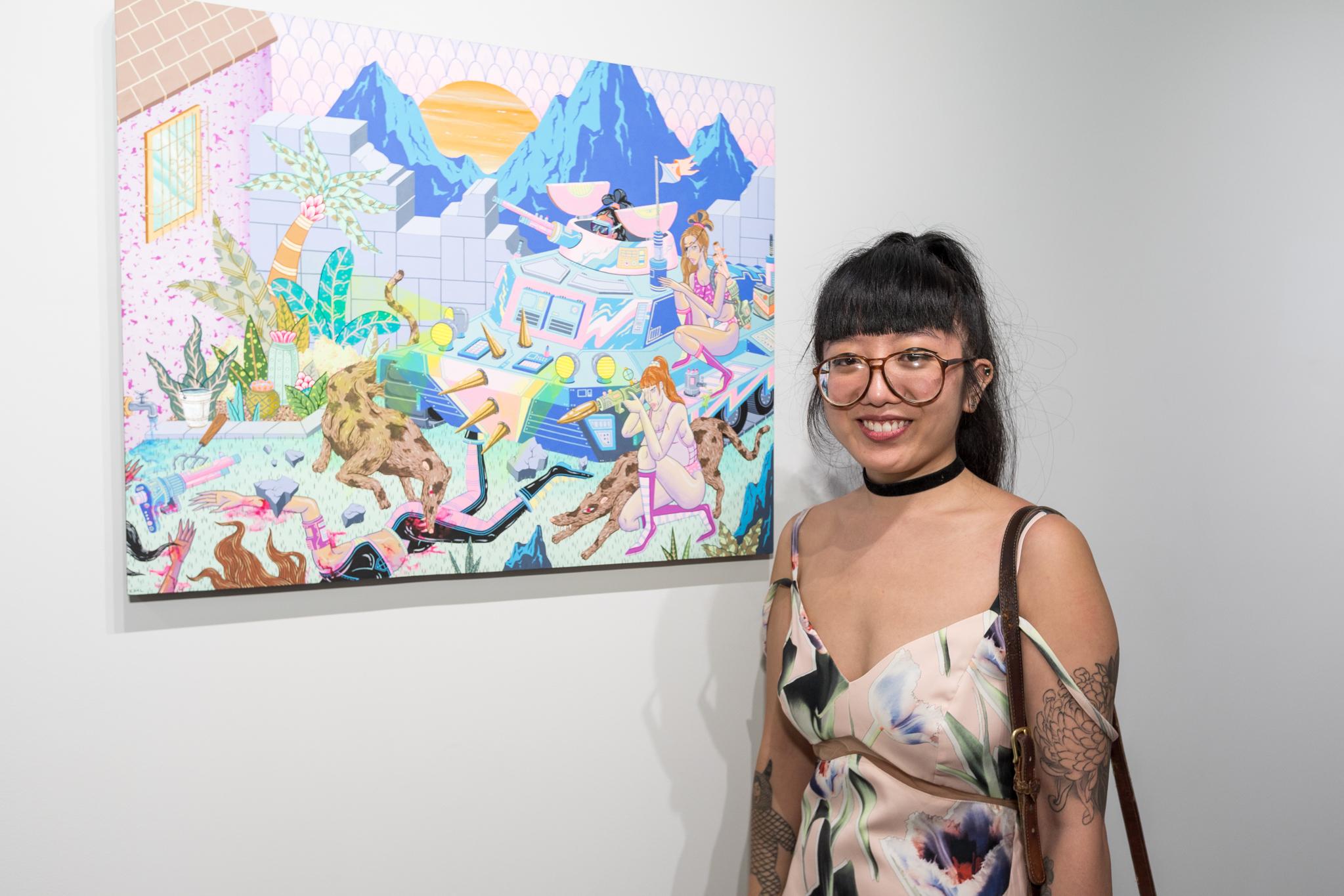 Kristen Liu-Wong