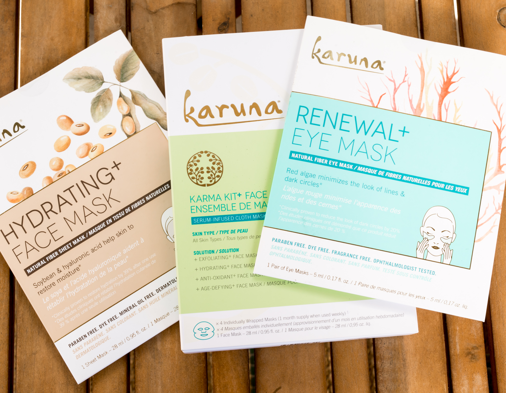 Karuna Sheet Mask Bundles