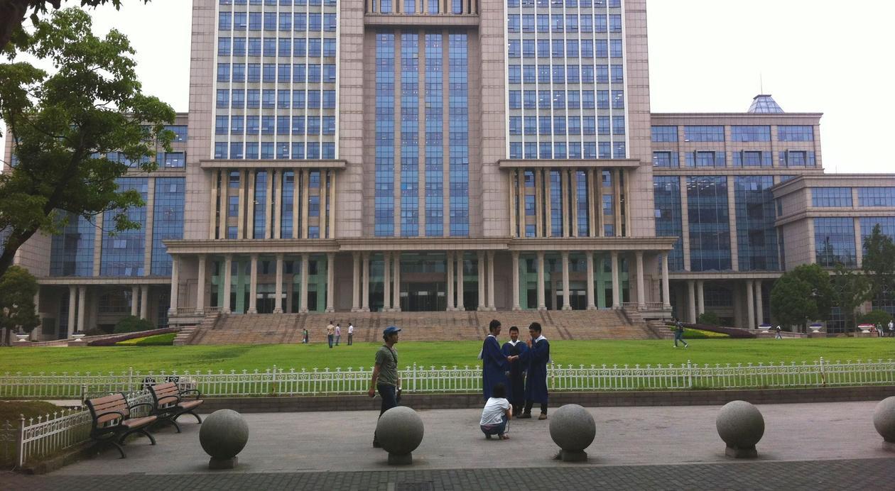 Fudan University, Shanghai  Photo:Mari Myren