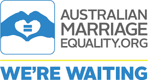 Australian Marriage Equality - We're waiting