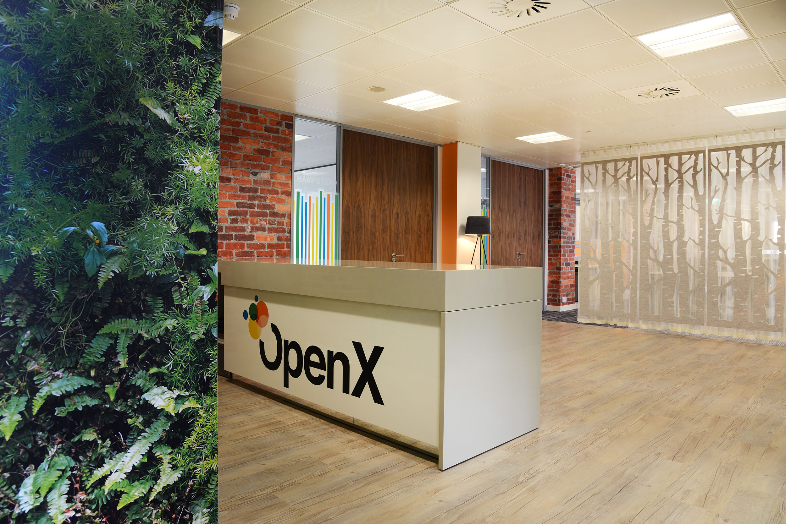 OpenX 5,500 Sq ft – 8 Weeks