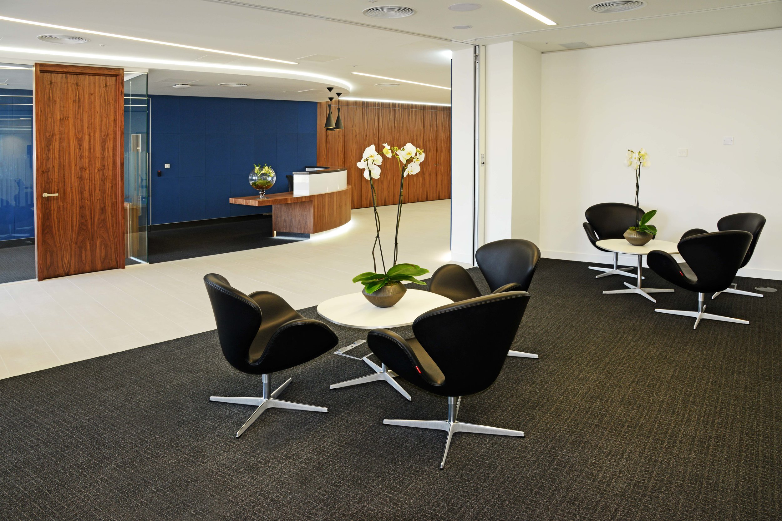 Mathys & Squire 28,500 Sq ft – 16 Weeks