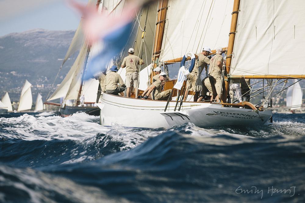 Greg Powlesland - Sailing Marigold — CLASSIC YACHT  TV