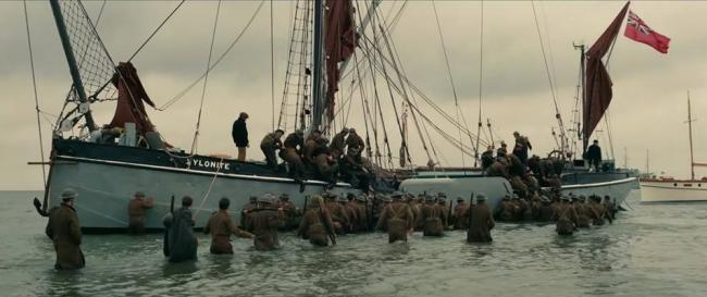 Thames Sailing Barge XYLONITE featured in the film. - Based in Maldon, Essex (UK) Adrian Mulville (skipper), Dave Cooper (mate) were among the crew who were partial to scrutinous authenticity such as having their finger nails made dirty for the purposes of filming!