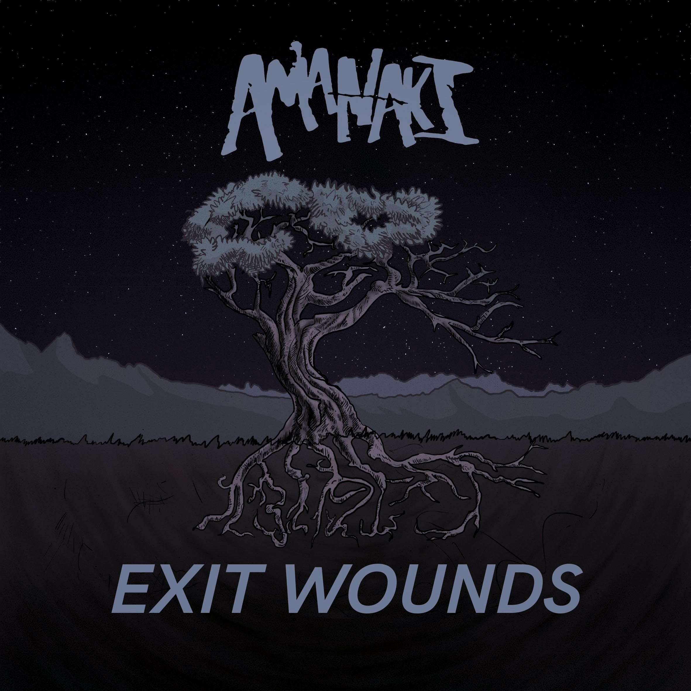 'Exit Wounds' Single  Buy, Stream & Listen |   HERE    OUT NOW via North Supply Co.