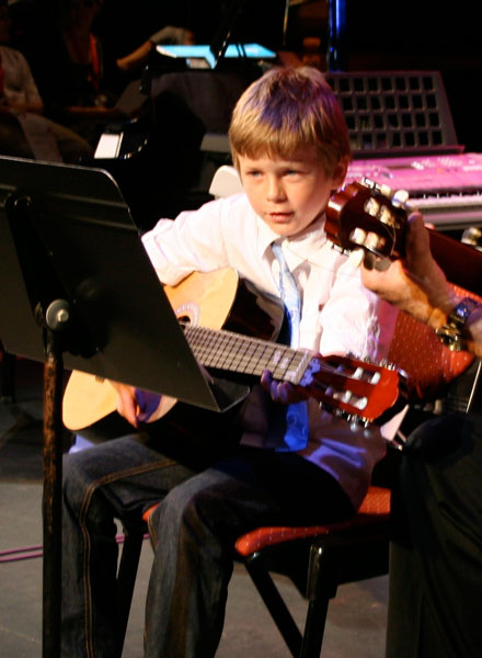 Learn Guitar at Forte School of Music