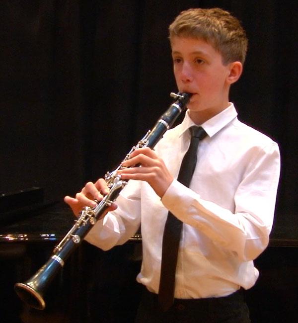 Learn Clarinet - Forte School of Music