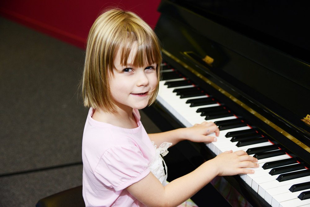 Private Piano lessons - Forte School of Music