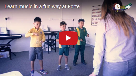 Next Video: - Learn Music in a Fun Way -music teachers at Forte share their philosophy and techniques that make learning music a fun and immersive experience!
