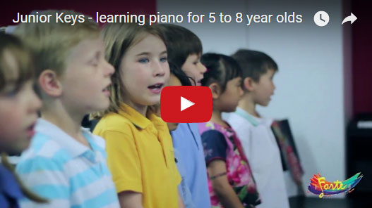 Next Video: - Learning Piano for Kids - Not quite ready for our advanced Piano classes? See what's available for 5-8 year olds...