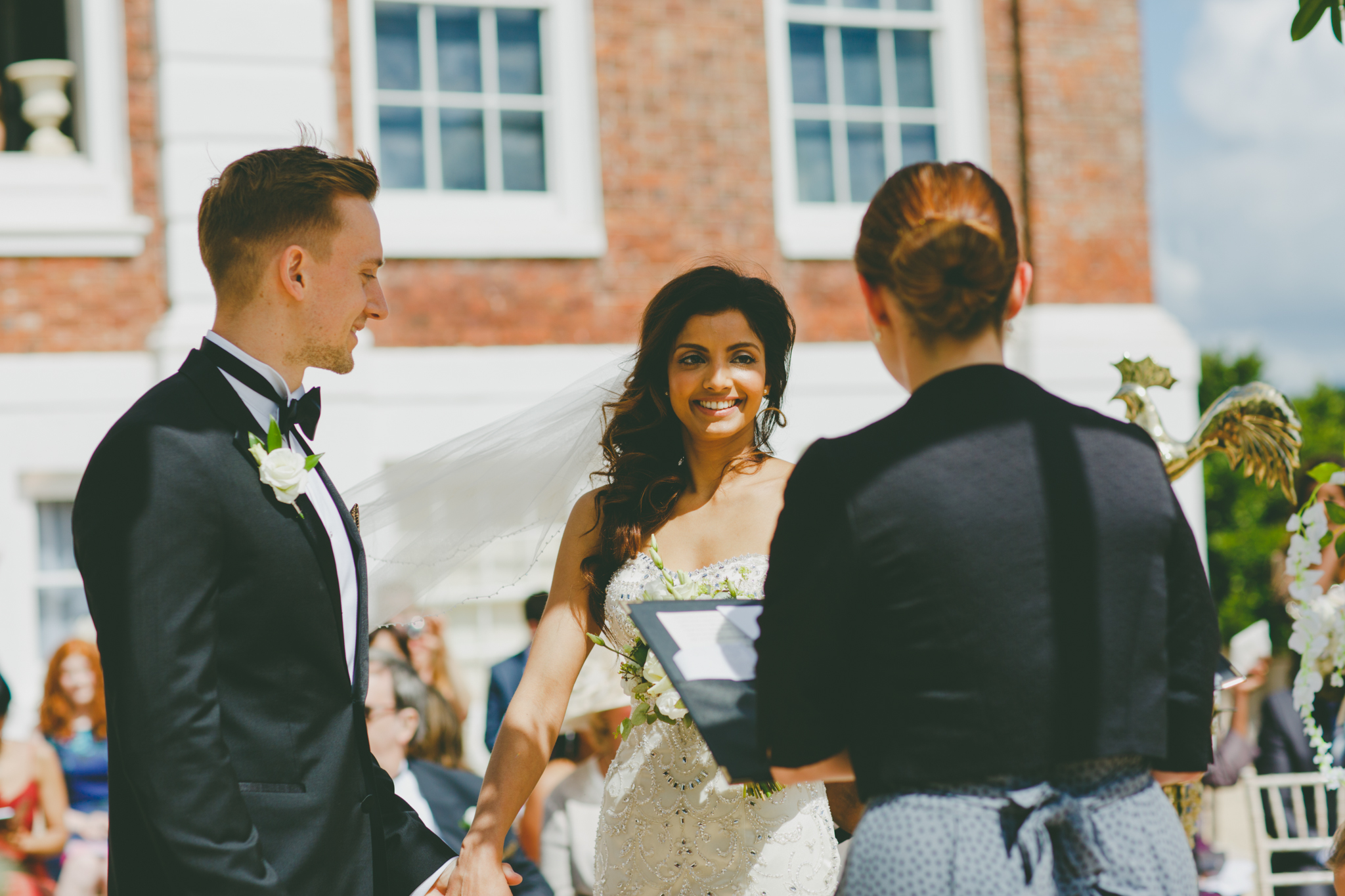Amy Sampson Devon Wedding Photographer   Ishani and Iain's Wedding at Pyne's House, Exeter, Devon
