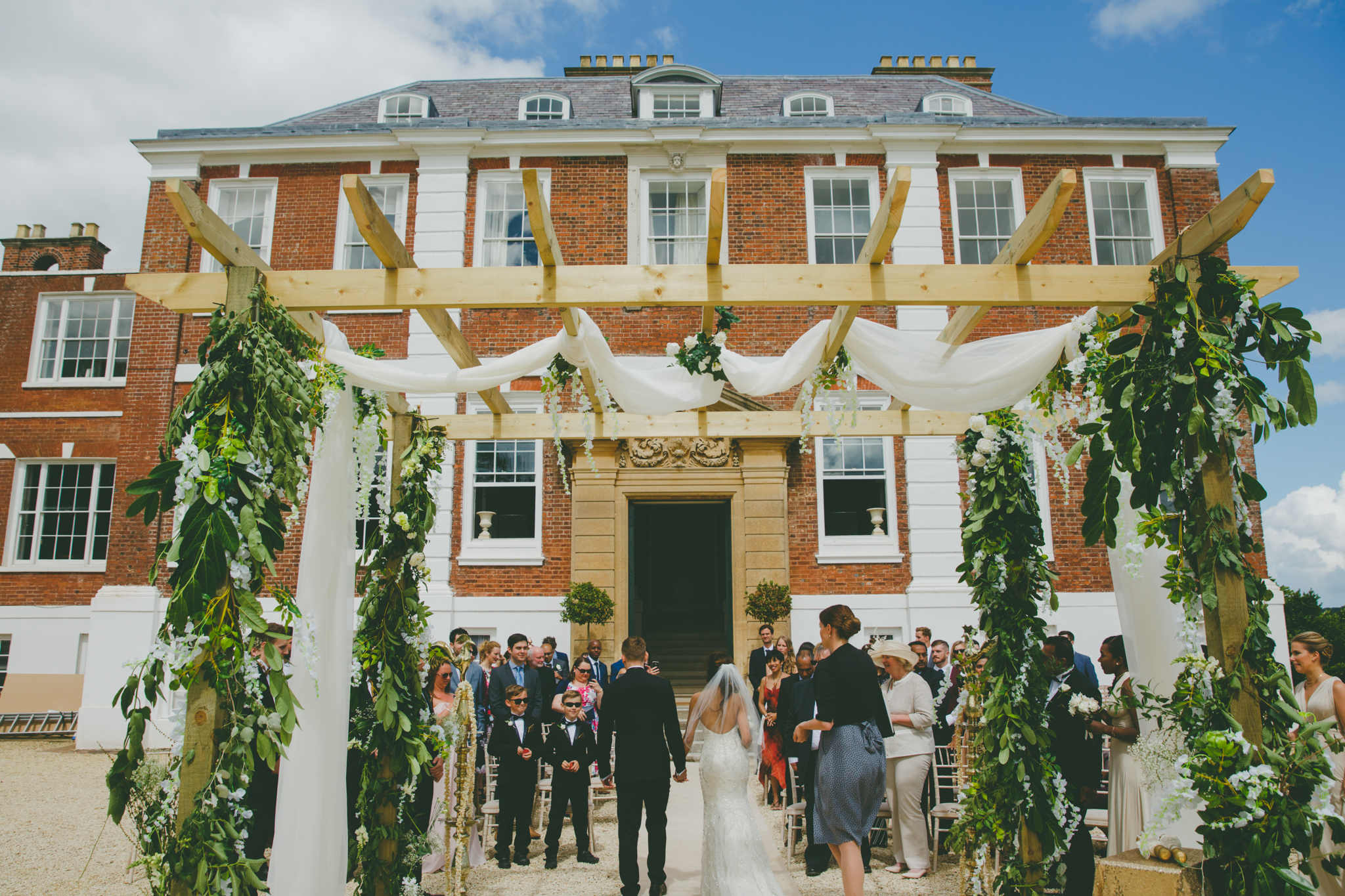 Amy Sampson   Devon Wedding Photographer   Ishani and Iain's Devon Wedding at Pyne's House, Exeter, Devon
