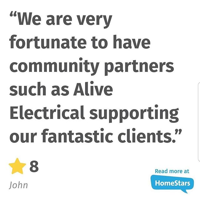 Thanks John!  Even though this WAS a very honest ⭐8 a couple years ago, since then we have continued on to many more projects working with John and his wonderful team @accessibledailyliving  We are very proud to be a part of the work he does! Thanks you for giving us the opportunity to make a difference in so many peoples lives John. You guys are super stars!