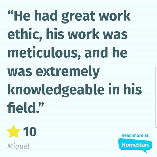 Thanks Miguel! Always nice to hear how much our clients appreciate the small stuff. We really do take a lot of pride in doing our best regardless of the size of the project.