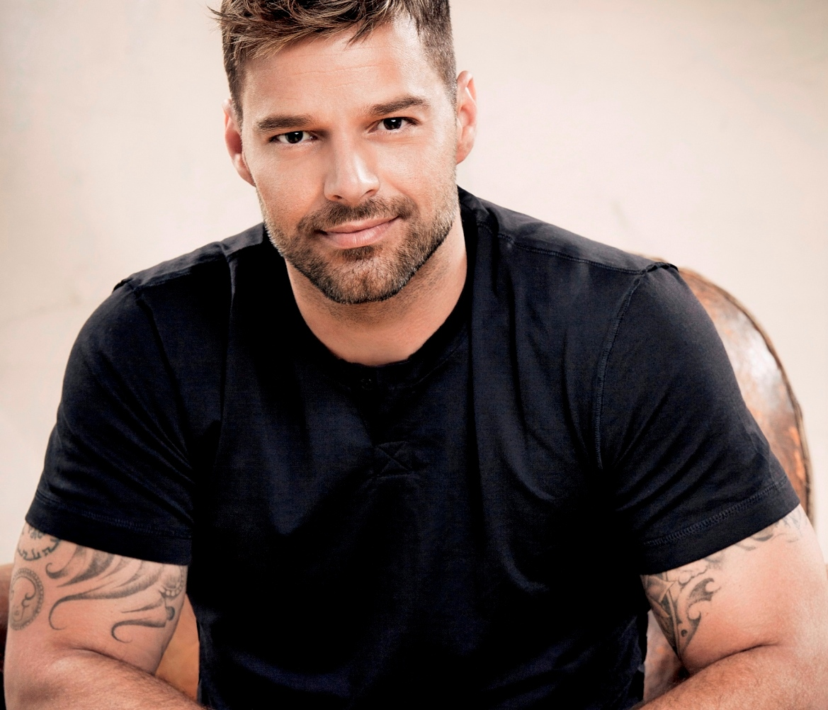 Ricky Martin Recorded @ Studios 301 Assistant Engineer: Dan Frizza