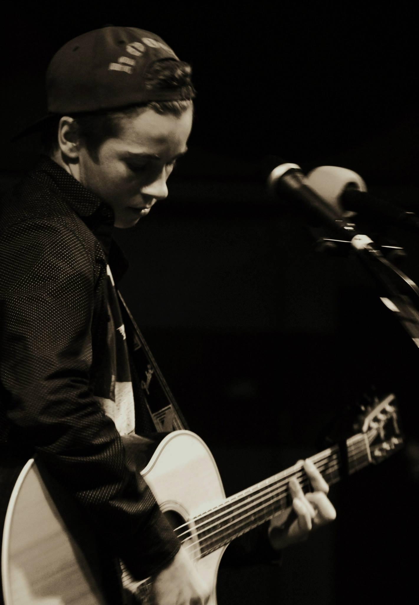 Squeak Lemaire - 'Bonnie' Single Recorded @ Studios 301 Byron Bay Producer: Dan Frizza