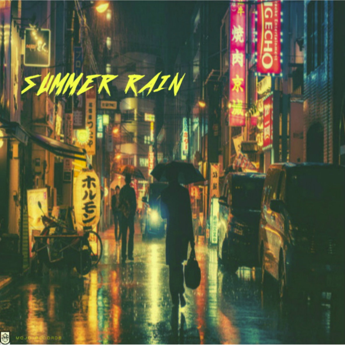 The Duke - 'Summer Rain' Recorded @ La Cueva Studios Produced/Engineered/Mixed - Dan Frizza