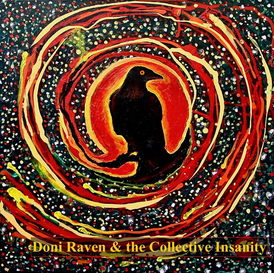 Doni Raven & The Collective Insanity - EP Mixed by Dan Frizza @ his studio