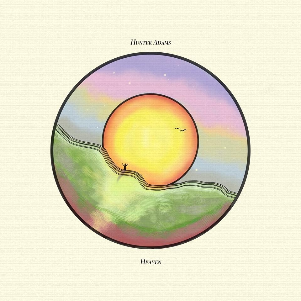 Hunter Adams - Heaven Recorded @ Dans Studios Producer/Mixer/Engineer - Dan Frizza