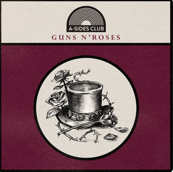 A Sides Club - Guns 'N' Roses Album Recorded @ Forbes St. Studios Engineer - Dan Frizza