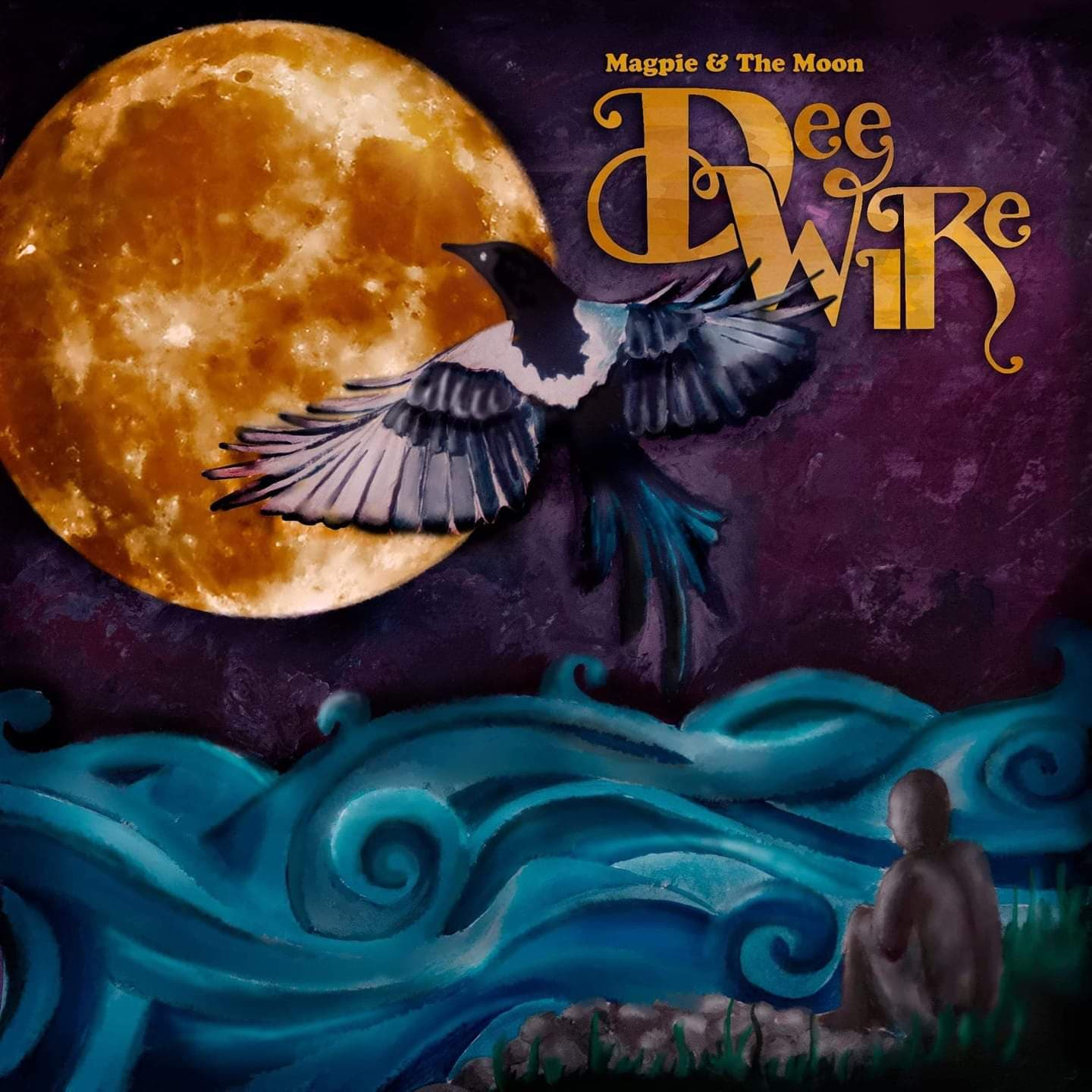 Dee Wire - Magpie & the Moon EP Recorded @ Dans Studio Produced/Mix/Master/Engineer - Dan Frizza