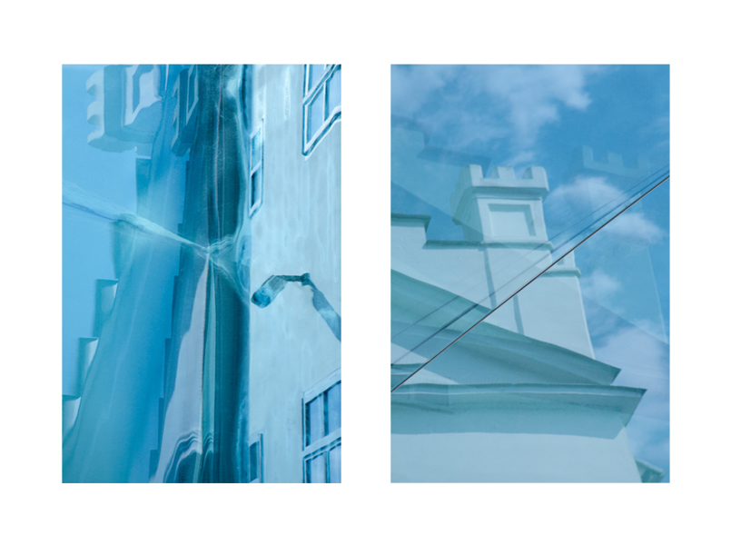 blau | fading away kleiner