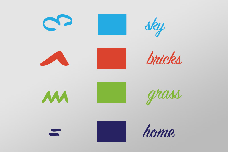 Brand Visualisation and Colour Palette
