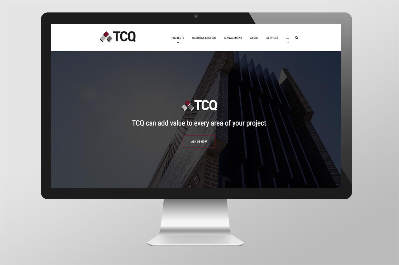 TCQ – Branding & Website Design  >
