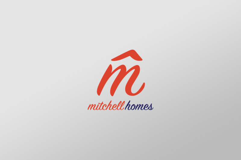 Mitchell Homes , Echuca VIC New business branding