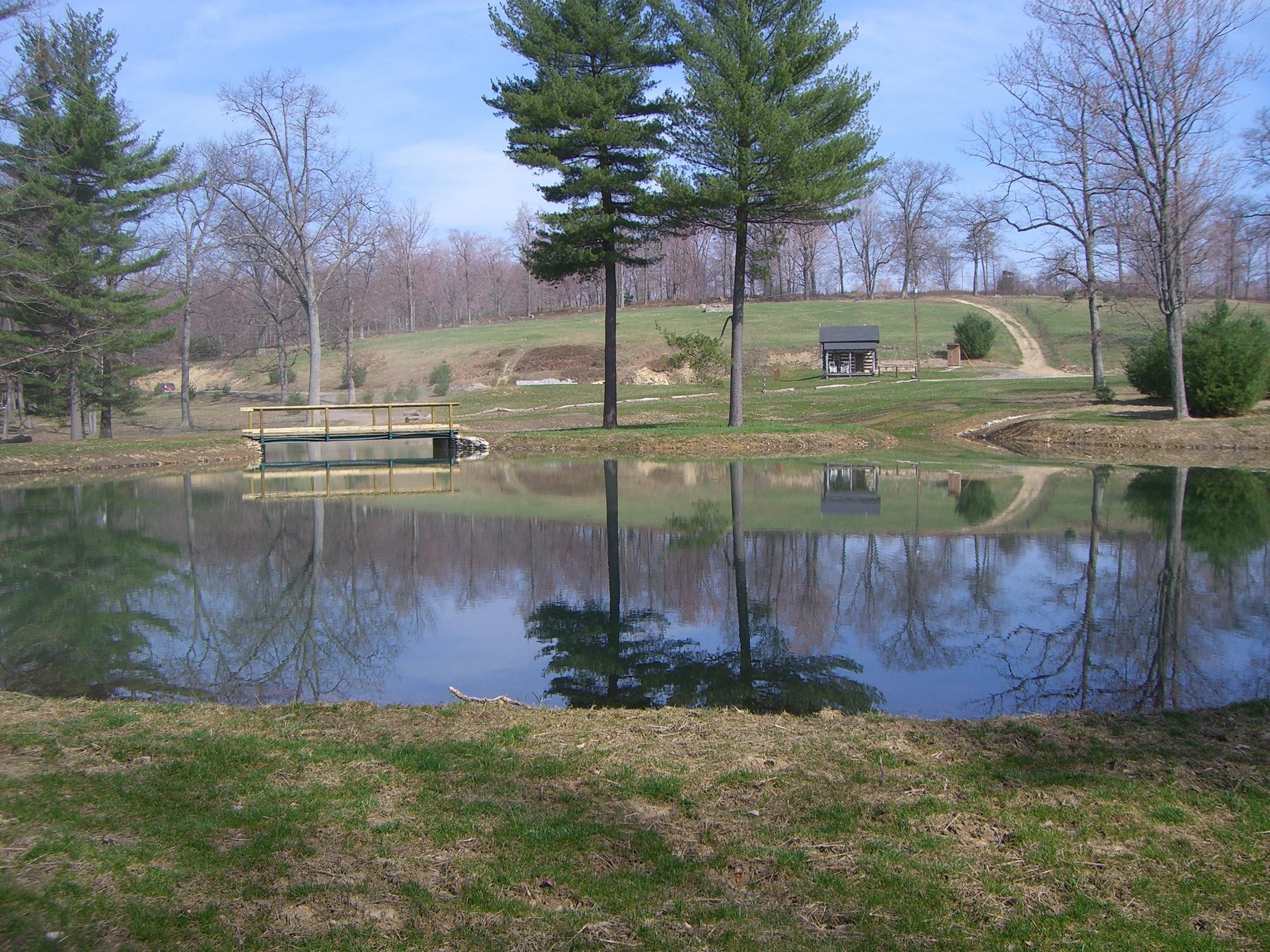Ken Hurst Pond Construction