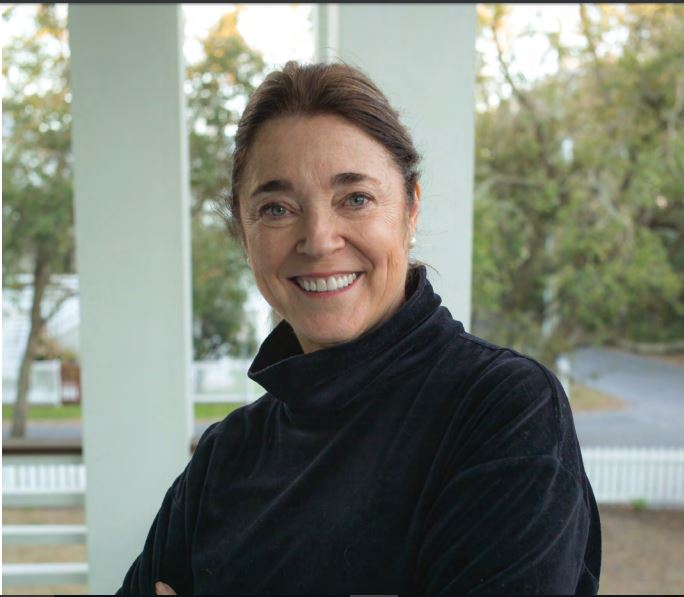 "Novelist and Isle of Palms' resident Mary Alice Monroe has made a career out of writing ""green-fiction."""