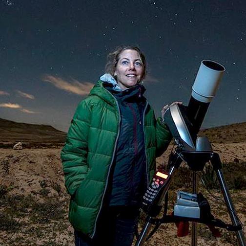 Karen Moore  ....Founder & Star Guide..Fundadora & Guía de las estrellas....  .