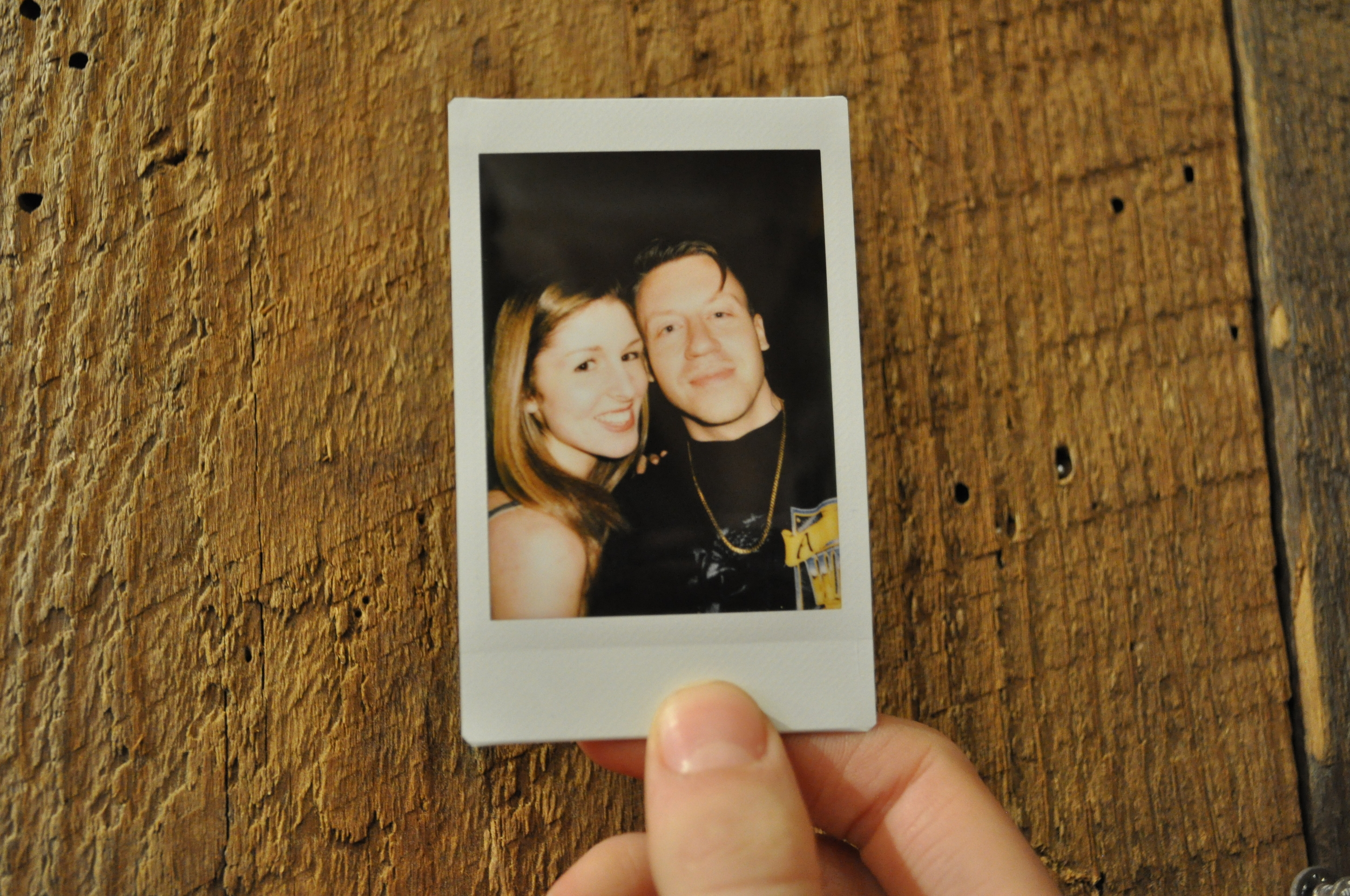 K might win for best photo with Macklemore. Looks like they are a couple in this photo