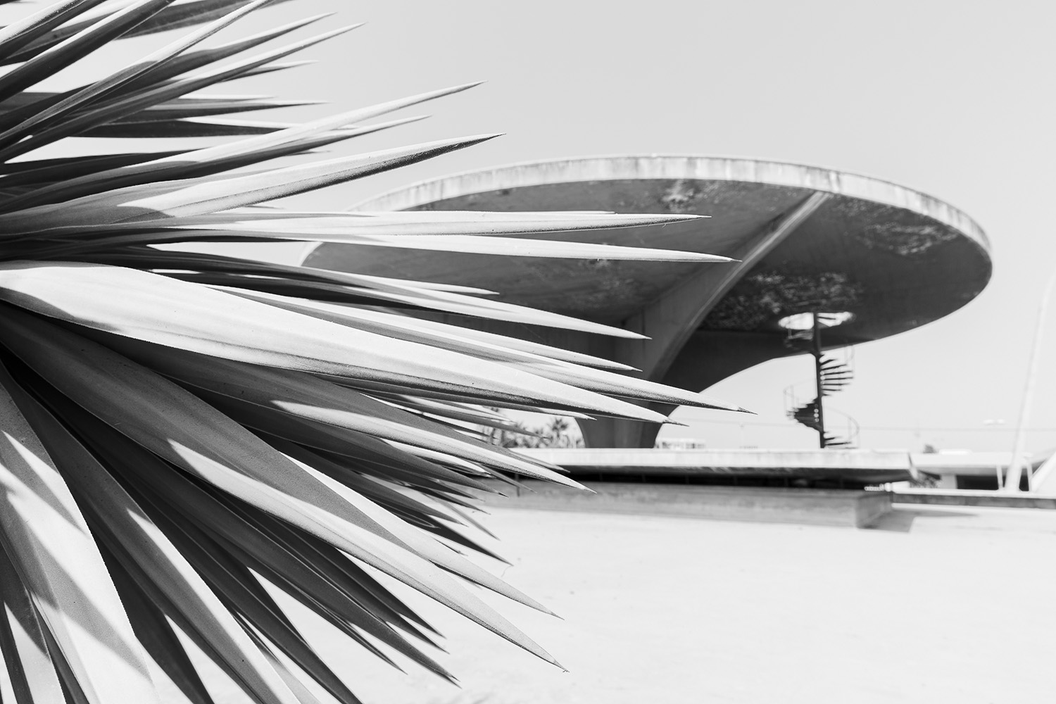 Tripoli Permanent International Fair - Oscar Niemeyer