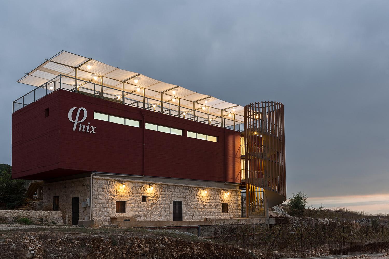 Clos du Phoenix - Karim Nader Studio and Blankpage Architects