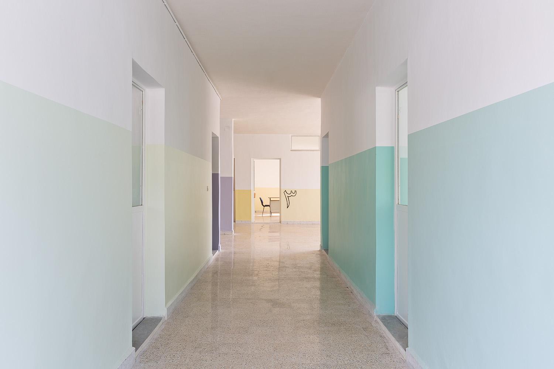 Naqoura Public School - Karim Nader Studio and Blankpage Architects