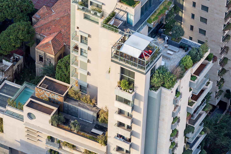 Le Patio - AAA, Atelier des Architectes Associés