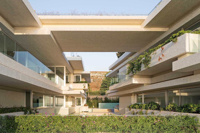 Villa Kali - Karim Nader Studio and Blankpage Architects