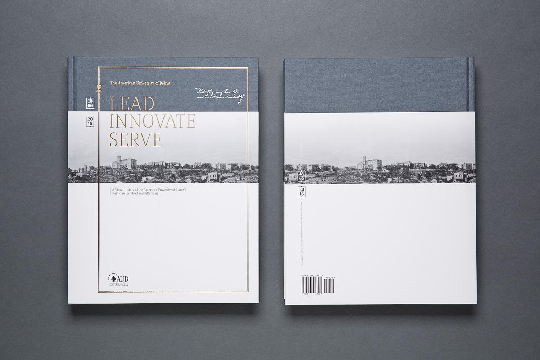 AUB 150 Years Book - Communication Design