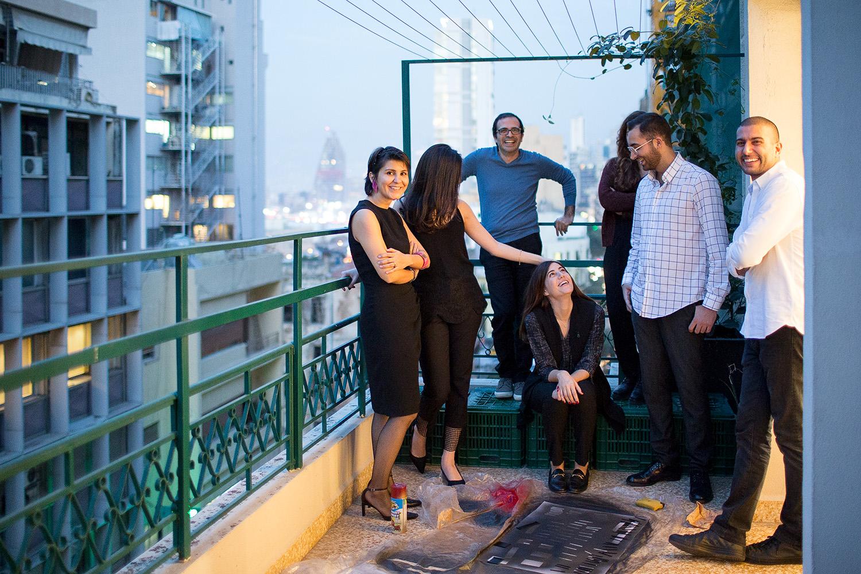 Karim Nader Studio 2017