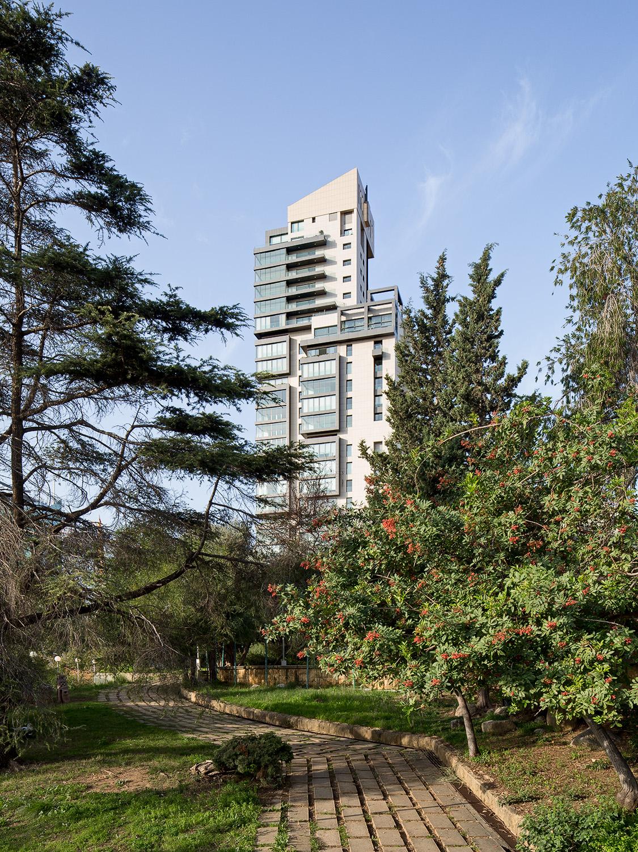 Sioufi Heights - AAA, Atelier des Architectes Associés