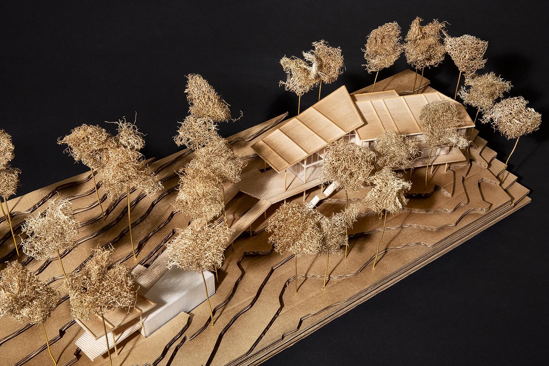 The Long House Model - Karim Nader Studio