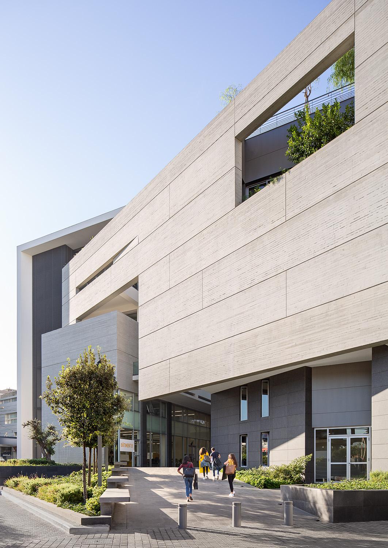 Académie Libanaise des Beaux-Arts - AAA, Atelier des Architectes Associés