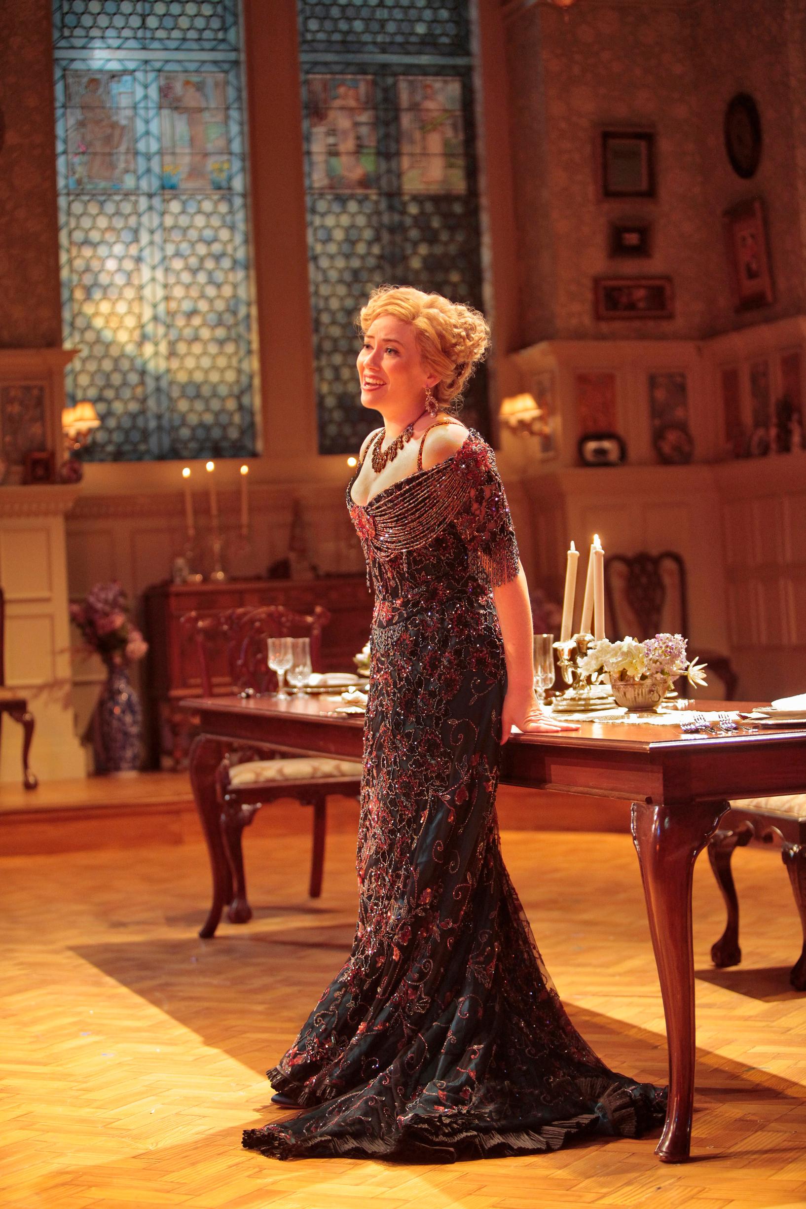 Aminta in IL RE PASTORE, Opera Theatre of St. Louis 2009   © Ken Howard