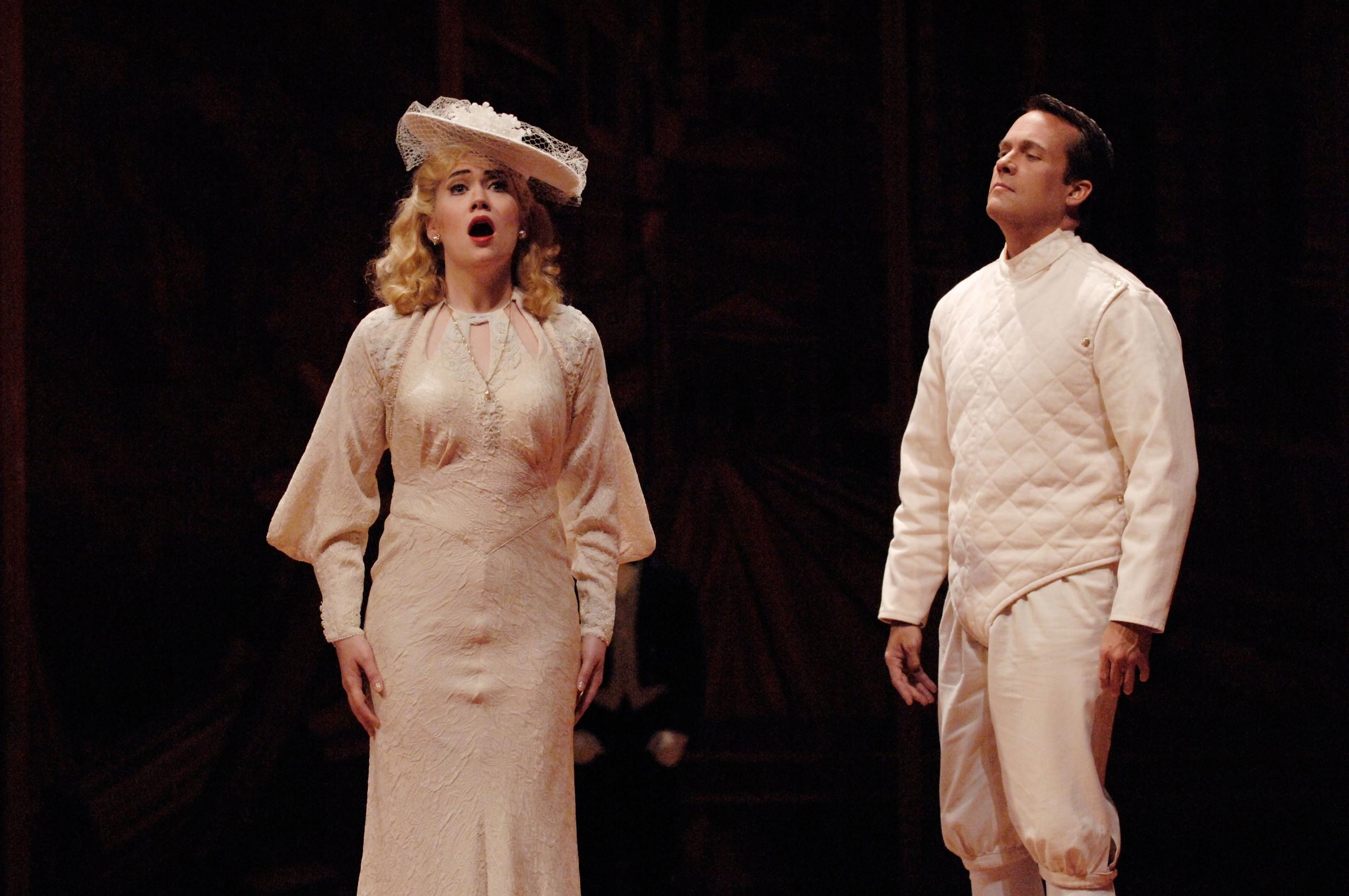 Drusilla in L'INCORONAZIONE DI POPPEA, Houston Grand Opera 2006   © Jim Caldwell
